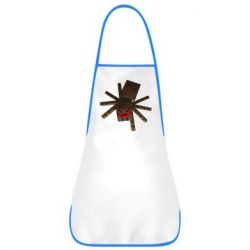 Фартук Spider from Minecraft