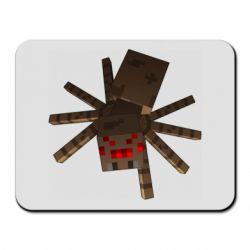 Килимок для миші Spider from Minecraft