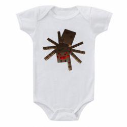 Детский бодик Spider from Minecraft
