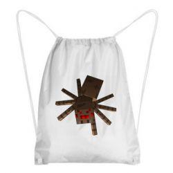 Рюкзак-мішок Spider from Minecraft