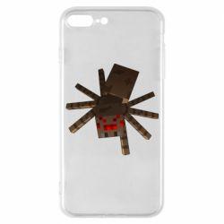 Чехол для iPhone 7 Plus Spider from Minecraft