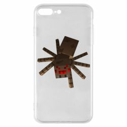 Чохол для iPhone 7 Plus Spider from Minecraft