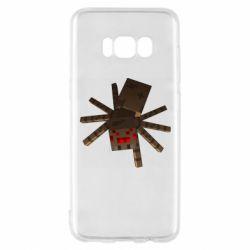 Чехол для Samsung S8 Spider from Minecraft