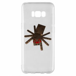 Чехол для Samsung S8+ Spider from Minecraft