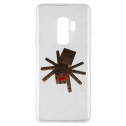 Чохол для Samsung S9+ Spider from Minecraft