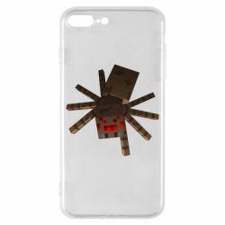 Чехол для iPhone 8 Plus Spider from Minecraft