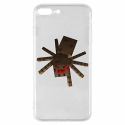 Чохол для iPhone 8 Plus Spider from Minecraft