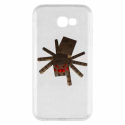Чехол для Samsung A7 2017 Spider from Minecraft