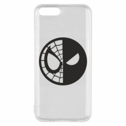 Чехол для Xiaomi Mi6 Spider Man and Deadpool