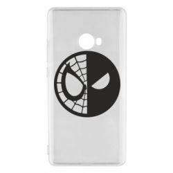 Чехол для Xiaomi Mi Note 2 Spider Man and Deadpool