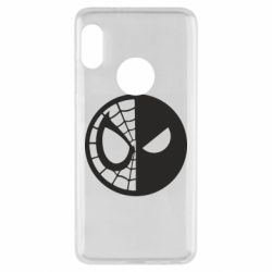 Чехол для Xiaomi Redmi Note 5 Spider Man and Deadpool