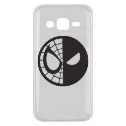 Чохол для Samsung J2 2015 Spider Man and Deadpool