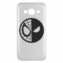 Чохол для Samsung J3 2016 Spider Man and Deadpool