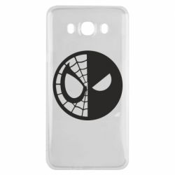 Чохол для Samsung J7 2016 Spider Man and Deadpool