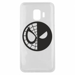 Чохол для Samsung J2 Core Spider Man and Deadpool