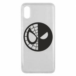 Чехол для Xiaomi Mi8 Pro Spider Man and Deadpool