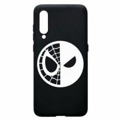 Чехол для Xiaomi Mi9 Spider Man and Deadpool