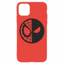 Чохол для iPhone 11 Spider Man and Deadpool
