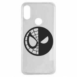 Чехол для Xiaomi Redmi Note 7 Spider Man and Deadpool
