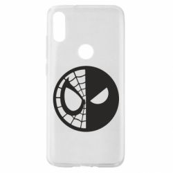 Чехол для Xiaomi Mi Play Spider Man and Deadpool