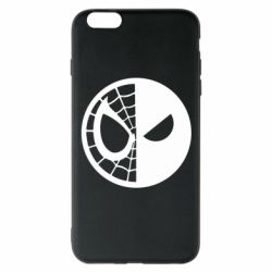Чохол для iPhone 6 Plus/6S Plus Spider Man and Deadpool