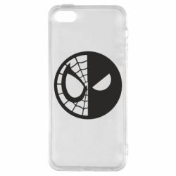 Чохол для iphone 5/5S/SE Spider Man and Deadpool