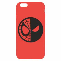 Чохол для iPhone 6/6S Spider Man and Deadpool