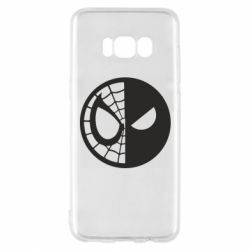 Чохол для Samsung S8 Spider Man and Deadpool