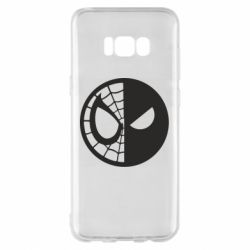 Чохол для Samsung S8+ Spider Man and Deadpool