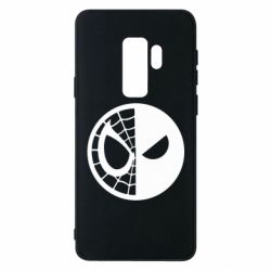 Чохол для Samsung S9+ Spider Man and Deadpool