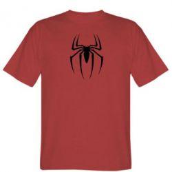 Мужская футболка Spider Man Logo - FatLine