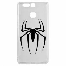 Чехол для Huawei P9 Spider Man Logo - FatLine