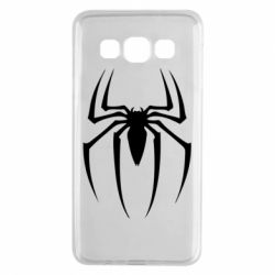Чехол для Samsung A3 2015 Spider Man Logo - FatLine