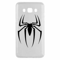 Чехол для Samsung J5 2016 Spider Man Logo - FatLine