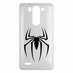 Чехол для LG G3 mini/G3s Spider Man Logo - FatLine
