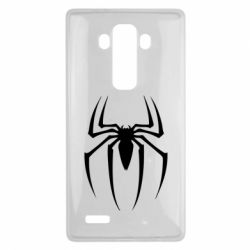Чехол для LG G4 Spider Man Logo - FatLine
