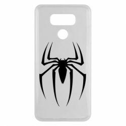 Чехол для LG G6 Spider Man Logo - FatLine