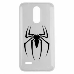 Чехол для LG K7 2017 Spider Man Logo - FatLine