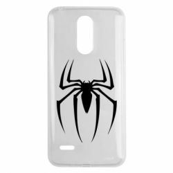 Чехол для LG K8 2017 Spider Man Logo - FatLine