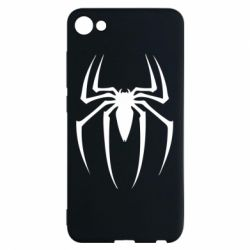 Чехол для Meizu U10 Spider Man Logo - FatLine