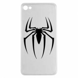 Чехол для Meizu U20 Spider Man Logo - FatLine