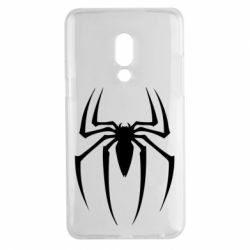 Чехол для Meizu 15 Plus Spider Man Logo - FatLine