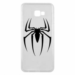Чехол для Samsung J4 Plus 2018 Spider Man Logo - FatLine