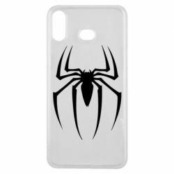 Чехол для Samsung A6s Spider Man Logo - FatLine