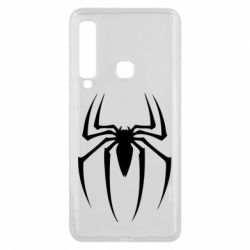 Чехол для Samsung A9 2018 Spider Man Logo - FatLine