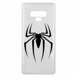 Чехол для Samsung Note 9 Spider Man Logo - FatLine