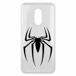 Чехол для Meizu 16 plus Spider Man Logo - FatLine