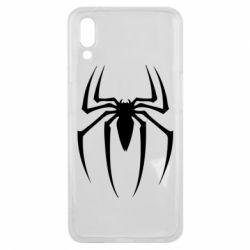 Чехол для Meizu E3 Spider Man Logo - FatLine