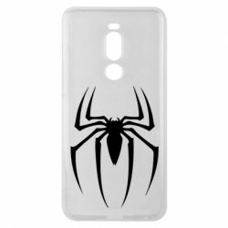 Чехол для Meizu Note 8 Spider Man Logo - FatLine