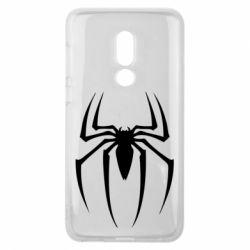 Чехол для Meizu V8 Spider Man Logo - FatLine